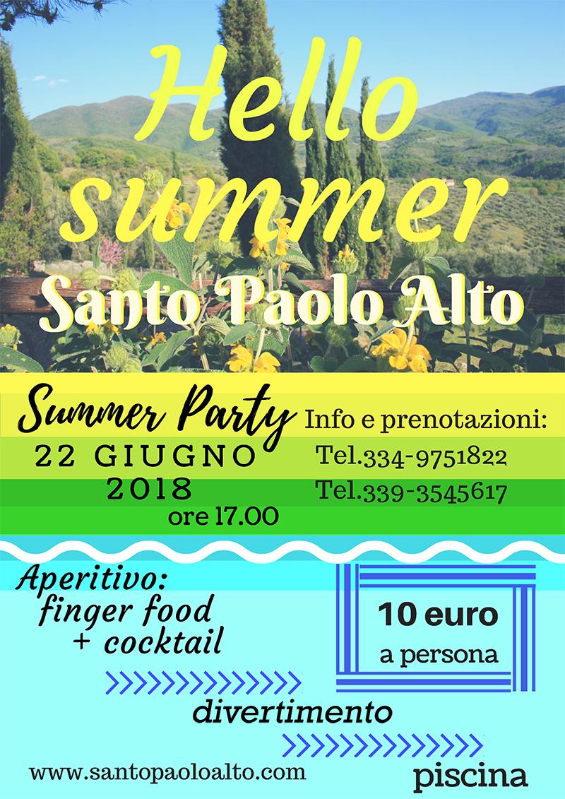Santo Paolo Alto - Struttura Ricettiva